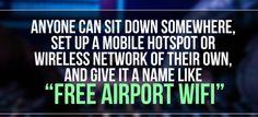¿Son Seguras las Redes WiFi Públicas?
