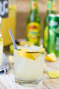 Ginger Beer Party Punch Recipe by: The Cookie Rookie  via @AOL_Lifestyle Read more: https://www.aol.com/article/lifestyle/2017/03/24/cocktail-of-the-week-grapefruit-whiskey-sour/21904641/?a_dgi=aolshare_pinterest#fullscreen