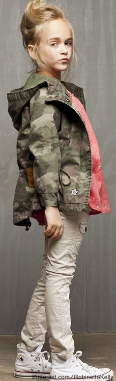 Kids Style | BOCA Jeans Spring 2013 | House of Beccaria#