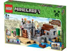 LEGO MINECRAFT 21121 Ökenstationen