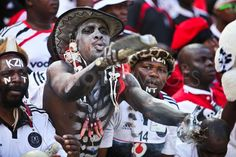 Up the Bucs! Pirates, South Africa, Derby, Fans