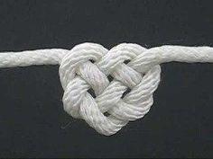 keltský uzel srdce