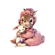 0 Bunny Art, Cute Bunny, Baby Animals, Cute Animals, Bunny Nursery, Nursery Art, Arte Sketchbook, Vintage Scrapbook, Baby Bunnies