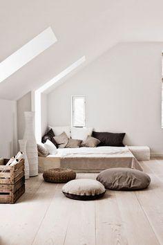 8 best Slaapkamer met schuin dak - Roobol images on Pinterest ...