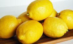 10 Ways to Use Lemons #TableTalk