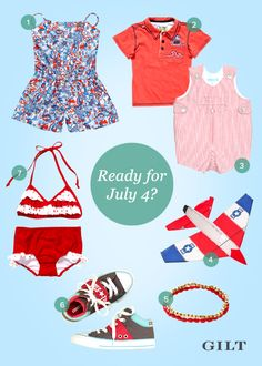 The Countdown to July 4th Begins! | Gilt Little Inspirations Blog