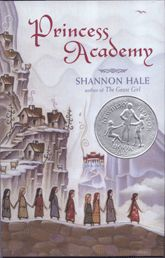I've read everything Shannon Hale has written except her graphic novels and they each shine in a unique way.  Treat yourself and your kids to these stories. Every one of them is fantastic!