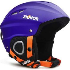 ZIONOR Lagopus Mini Kids Youth Ski Snowboard Helmet * Read more at the image link. Skateboard Helmet, Bicycle Helmet, Bike, Ski And Snowboard, Snowboarding, Skiing, Cool Skateboards, Ski Goggles, Roller Skating