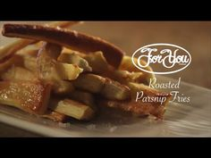 Roasted Parsnip Fries Recipe and Video, Miedema Produce
