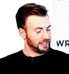 Chris Evans | It's not normal to adore someone you've never met the way I adore this human being <3<3<3