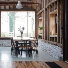 This Stunning Barn Renovation Blends Historic Preservation with Sustainable Design - I have always dreamed of making a home out of a barn :)