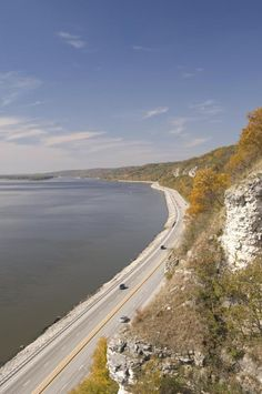 Mississippi River Valley: Great River Road Scenic Drive   Midwest Living