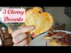 3 Cherry Desserts | National Cherry Tart Day | MamaKatTV