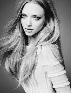 Amanda Seyfried for ELLE Magazine, June 2014