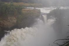 Powerful Murchison Falls #Uganda
