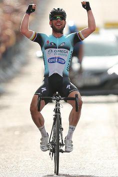 Mark Cavendish - 25th stage win!