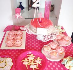 Pink Ballet Party #pinkballet #party