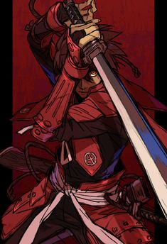 GoBoiano - 16 Drifters Fanart That'll Get Your Blood Boiling