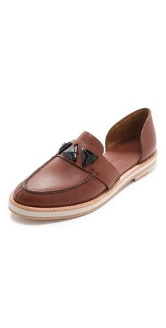 Freda Salvador d'orsay loafers