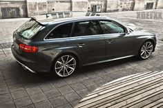 2013 Audi RS4 Avant. I like a lot