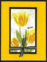 Stampin' Up! Terrific Tulips