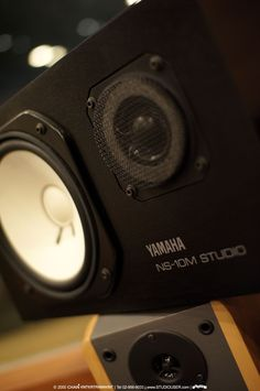 I need these for the home studio right here. YAMAHA NS-10M Studio Monitor Speaker • #Music #RecordingStudio
