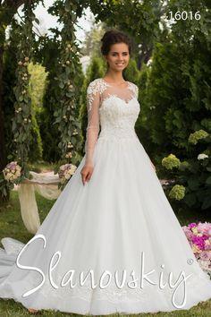 Vestido de Noiva Slanovskiy 16016