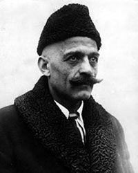 """George Ivanovitch Gurdjieff  ... teacher, mystic, and philosopher .. """"If you help others, you will be helped. Perhaps tomorrow, perhaps in a hundred years, but you will be helped. Nature must pay off the debt. It is a mathematical law and all life is mathematics."""""""