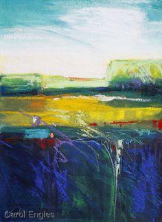 Light Green Bluff Two, Carol Engles