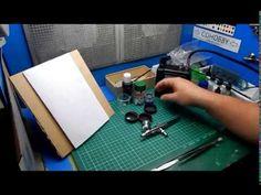 CDHOBBY AEROGRAFIA 1 - YouTube