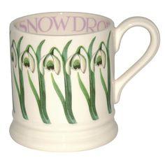 Emma Bridgewater Snowdrop Mug