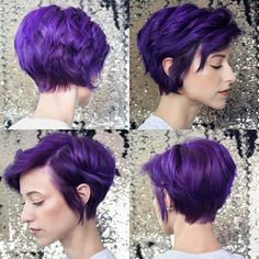15 Cute Short Haircuts for a Smart Image - Cool Global Hair Styles 2019 Nice Short Haircuts, Cute Hairstyles For Short Hair, Short Hair Cuts For Women, Pixie Hairstyles, Curly Hair Styles, Creative Hairstyles, Cute Short Hair, Cute Pixie Haircuts, School Hairstyles
