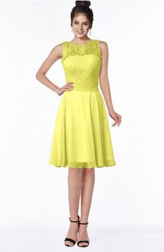8a760587cbc ColsBM Helen - Pale Yellow Bridesmaid Dresses