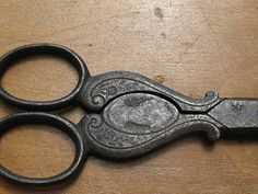 vintage sewing scissors - Google Search