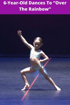 "Everyone can appreciate children recitals because they're cute and it is heartwarming to see kids try and perform what they love. In this video, we see an adorable little girl perform a nice lyrical dance routine to the classic, ""Somewhere Over the Rainbow"" with a little twist. Lace Dream Catchers, Pregnancy Problems, Lyrical Dance, Most Beautiful Birds, Eye Makeup Steps, Dance Routines, Cute Little Girls, Cool Hair Color, Over The Rainbow"