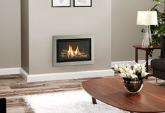 Hole in the Wall & Built-In Fires in Nottingham, Ilkeston & Derby Room, Wall Fires, Home, Gas, Fireplace Suites, Living Room Decor Traditional, Lounge Room, Fireplace, Fireplace Wall