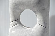 concrete into fabric formwork
