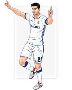 Morata Real Madrid Team, Real Madrid Football Club, First Football, Football Love, Premier League, Gareth Bale, Cristiano Ronaldo, Kung Fu, Soccer