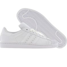 Adidas Superstar II 2 (white) G17071 - $69.99 Real Style, My Style, Adidas Superstar, Adidas Stan Smith, White Shoes, Shoe Game, Adidas Shoes, Me Too Shoes, Adidas Originals