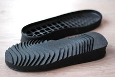 Rubber soles for handmade shoes