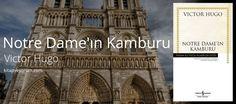 Bir klasik esere başlamak beni her zaman heyecanlandırır çünkü baştan bilirim ki beni çok değişik karakterler... Notre Dame'ın Kamburu - Victor Hugo