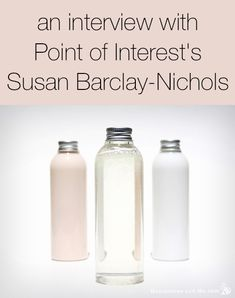 I'm super excited to share this interview with Susan Barclay-Nichols, the brains behind Point of Interest!/Swifty Crafty Monkey; an absolutely amazing DIY resource blog. I've learned so much from Susan over the years and I'm really excited to have her … Continue reading →