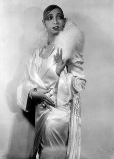 Josephine Baker by Black History Album, via Flickr