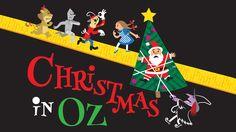 Castro Valley, Nov 17: Christmas in Oz