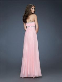 Lovely A-line Sweetheart Empire Pleated Chiffon Prom Dress PD2318  http://www.simpledresses.co.uk