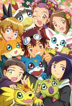 Digimon Adventure 02- Festival