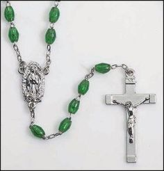 Our Lady of Guadalupe Catholic Devotional Rosary | My Brother's Keeper Catholic Gift Shop