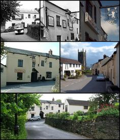 Haunted Cornwall: The Punch Bowl Inn at Lanreath, near Lostwithiel, has the tale of a demonic black cockerel believed to have been the angry soul of an old rector of the parish who fell to his death down the stairs to his cellar whilst fetching a bottle of wine. His guest for dinner that night was the new young curate who had fallen in love with the rector's young and beautiful wife. Did he fall or was he pushed? We'll never know, but the very next day a large black cockerel suddenly…