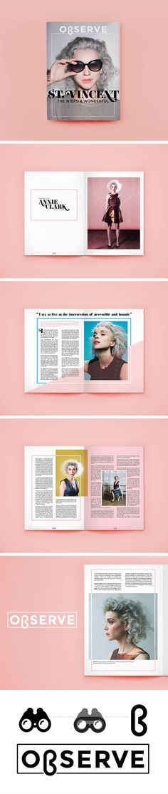 68 Super Ideas for fashion editorial layout design brochures Graphisches Design, Buch Design, Cover Design, Shape Design, Design Trends, Interior Design, Editorial Design, Editorial Layout, Magazine Layout Design