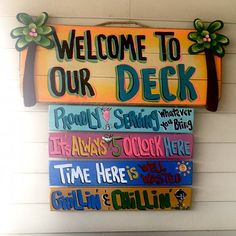 Your place to buy and sell all things handmade Pool Rules Sign, Pool Signs, Beach Signs, Patio Signs, Lake Signs, Tropical Pool, Tropical Paradise, Paradise Pools, Tiki Bar Signs